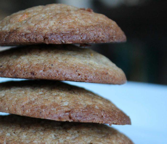 Cookies au chocolat et à la noix de coco - Recette par Lady Rhum