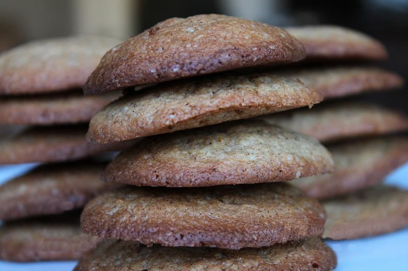 Cookies noix de coco chocolat
