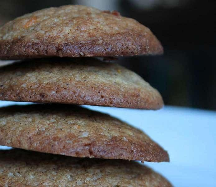 Cookie chocolat noix de coco