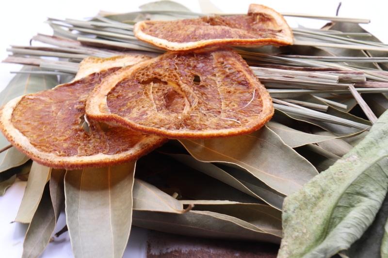 Rhum arrangé 3 citrons